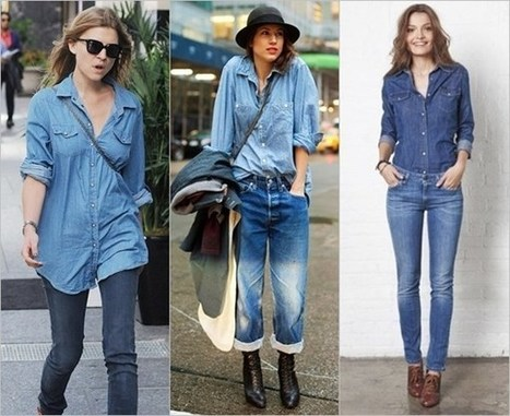 Increase Your Style Quotient with Denim Jeans | Coupons-CouponsGrid.com | Scoop.it