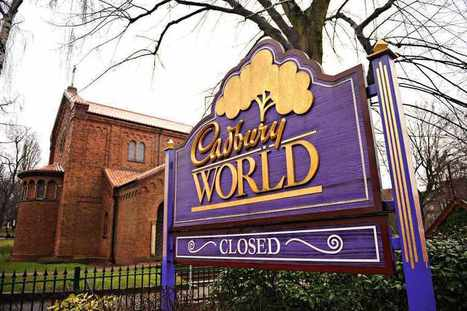 Christmas boxes axed by Cadbury - expressandstar.com | Gift Shop | Scoop.it