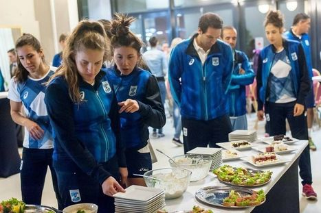 La Selección Argentina de balonmano cerró una gira por Hungría positiva | Balonfemme | Scoop.it
