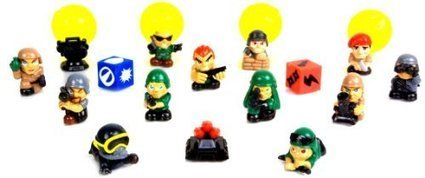 Reviews Blip Squinkies Boys Bubble Series 6 - Commando Force (16 Piece) | Squinkies - Product Reviews, Comments and Press | Scoop.it