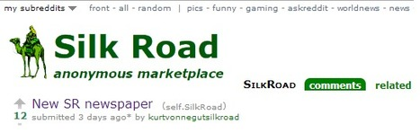 'The Silk Road Courier' bi-monthly periodical mooted by RaoulDukeSR on Reddit | Media & Academia (latest) | Scoop.it
