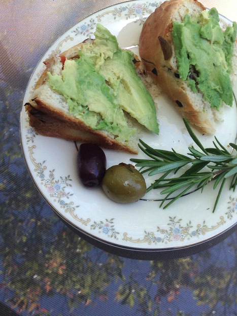 Olive and Rosemary Bread Recipe | Jane's Apple | Sell Handmade Online | Scoop.it