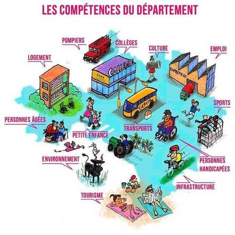 Élections départamentales en France | FLE et nouvelles technologies | Scoop.it