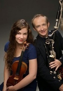 Straight Line Public Relations: Special Celtic Concert on Friday, January 9, 2015 - Rebecca Lomnicky & David Brewer & Special Guests: An Evening of Scottish Music & Dance | Marketing | Scoop.it