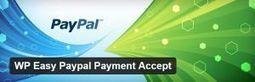5 outils pour proposer des paiements Paypal sur WordPress | Banking The Future | Scoop.it
