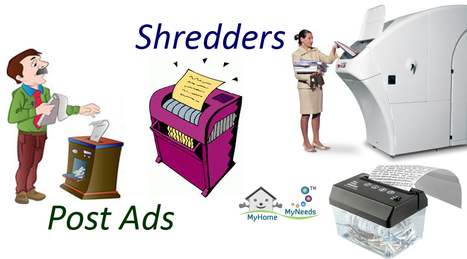 Paper Shredders in Chennai - Myhome-myneeds.com | Home Needs in Chennai | Scoop.it