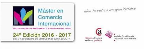 Formación y Asesoramiento | Máster en Comercio Internacional 2016-2017 · 24ª edición | Camara de Comercio de Alava | Recopila cursos | Scoop.it