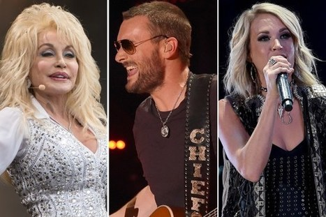 Country Stars Speak Out About 2016 Election | Country Music Today | Scoop.it