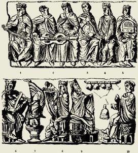 Musicians | La Música en el Medioevo | Scoop.it