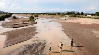 New Mexico is the driest of the dry - Los Angeles Times   Unit 4 geog desertification   Scoop.it