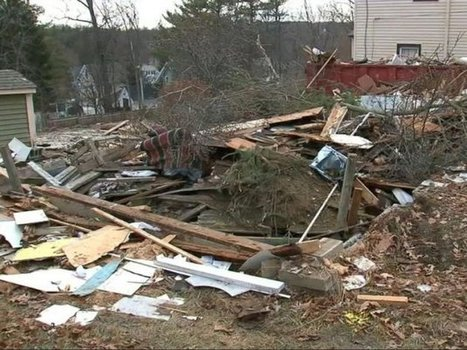 Wife Stunned After Husband Bulldozes Their Home While She's Away   Today's Show Prep   Scoop.it