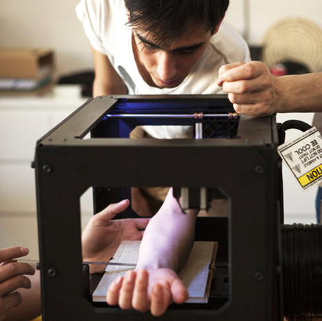 WTF: You've Got to Check Out the First Ever 3D Printed Tattoo | 3D-Printing & Making | Scoop.it