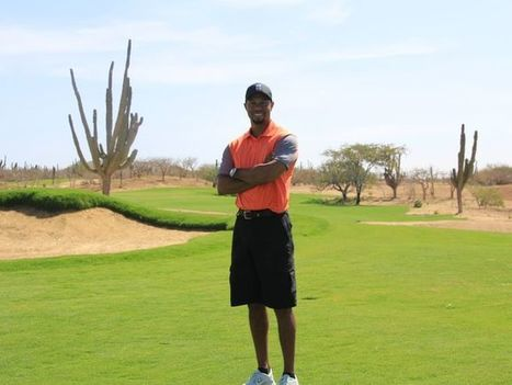 Tiger Woods plays his own golf course in Cabo San Lucas | Cabo San Lucas | Scoop.it