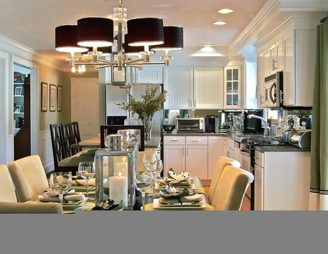 Modern Dining Room Table Centerpieces Ideas   Home Decorating Ideas   Scoop.it