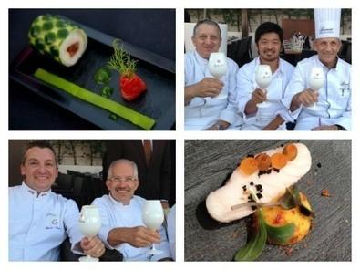 Gala de L'Epicurien 2013: Plus de 30 chefs et pâtissiers en démonstration! (rtl.fr) - via 1001portails   Epicure : Vins, gastronomie et belles choses   Scoop.it