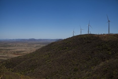 In Brazil, the wind is blowing in a new era of renewable energy | Conservation + BioEconomy | Scoop.it