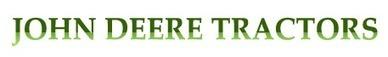 John Deere Tractors | Tractor Brands | Scoop.it