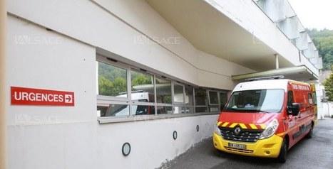 Les urgences de Thann fermées six mois | Alsace Actu | Scoop.it