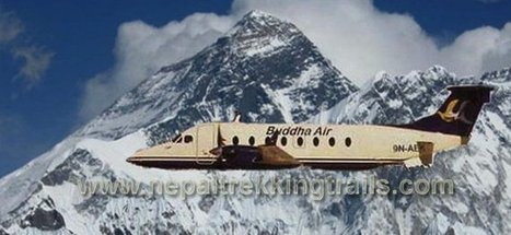 Mountain flight in Nepal, Everest View tour - Nepal Trekking | Nepal Trekking Trails | Scoop.it