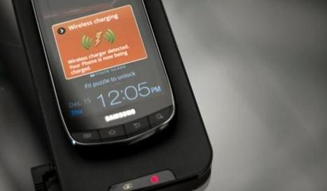 Samsung Galaxy S3 to get wireless charging capability? | mlearn | Scoop.it