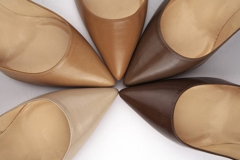 Christian Louboutin's new shoe line shows that 'nude' is a color spectrum - Washington Post | trackingnews | Scoop.it