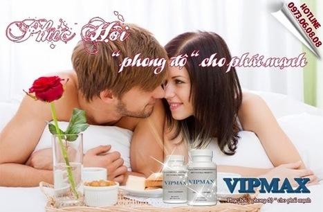 Vipmax Pills USA công dụng ra sao?   Sức khỏe giới tính   Scoop.it