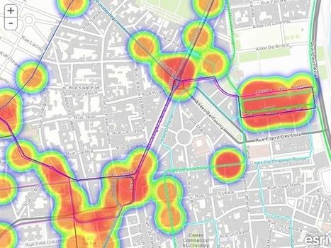 arcOrama: Une heatmap dynamique en JavaScript/HTML5 | Web Increase | Scoop.it