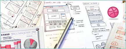 Wireframes Magazine » 12 Dribbble UI Sketching Designers | Seeking for UI and UX design | Scoop.it
