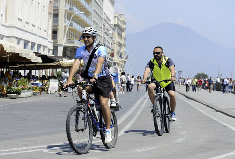 Naples: green, clean and now bike-friendly | Travel Bites &... News | Scoop.it