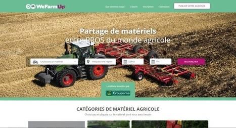 WeFarmUp, le Blablacar du tracteur ? - Terre-net | Agroéquipement | Scoop.it