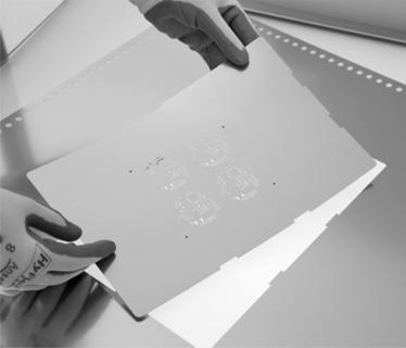 Musterschablonen bei photocad, Spezialist für SMD-Schablonen, Archivsysteme für SMD-Schablonen, Lötpastendruck — SMD-SCHABLONEN FÜR MUSTER UND PROTOTYPEN | Photocad | Scoop.it