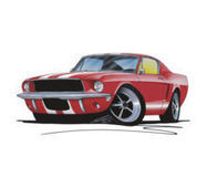 Muscle Cars: Art, Design & Photography | american muscle cars | Scoop.it