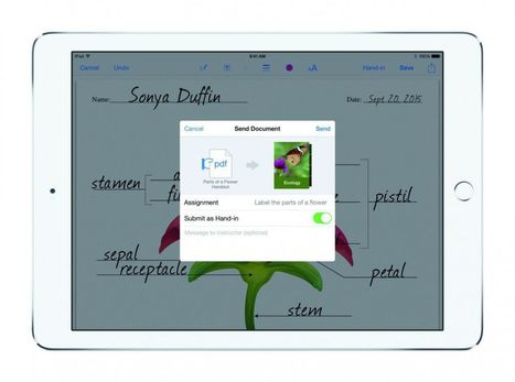 Apple Adds New Features to iTunes U | Curtin iPad User Group | Scoop.it