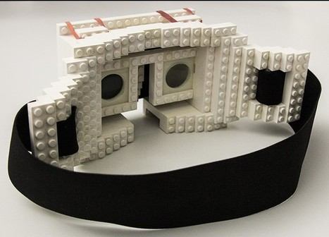 Legofy It: 3D Printing + Lego for Fast Prototyping | MAKE | 3D Printing Industries | Scoop.it