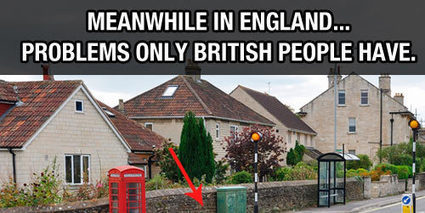 21 Brilliant British People Problems… | English learning and teaching | Scoop.it