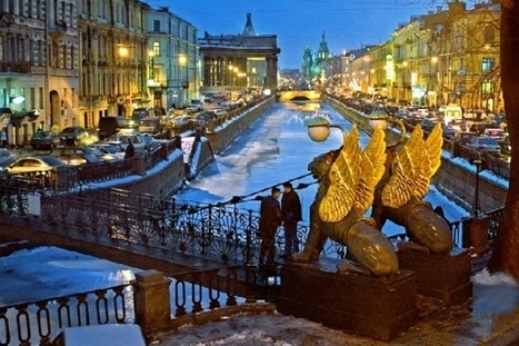Internships in St. Petersburg, Russia | Travel Abroad, Internships, Study Abroad, Volunteer Abroad | Scoop.it
