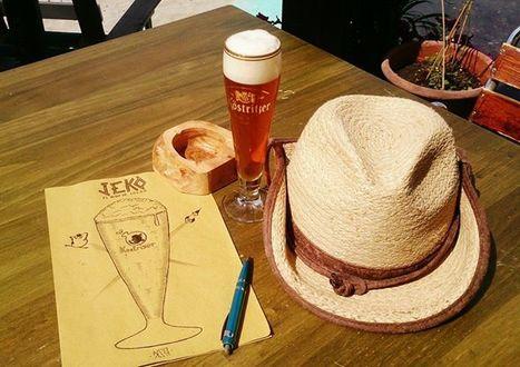 Kostrizer pale ale è una I.P.A.  che da assuefazione al Jeko Ancona | Jeko Beerchalet Ancona | Scoop.it