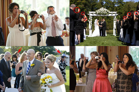 You Are Not the Only Photographer at a Wedding Anymore | passion photo | Scoop.it
