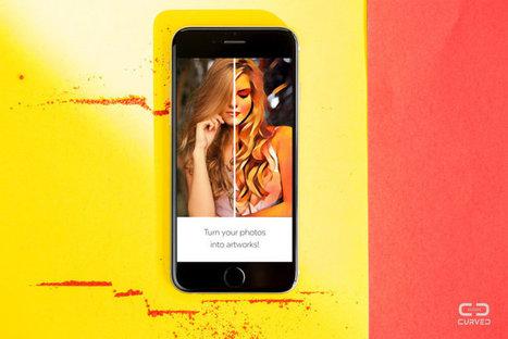 Prisma: Foto-App funktioniert jetzt auch offline   Lernen mit iPad   Scoop.it