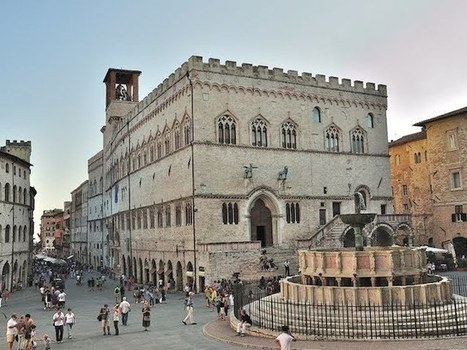 5 must-see places in Perugia's city center | Italia Mia | Scoop.it