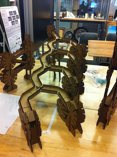 Profiles in laser cutting… | Big and Open Data, FabLab, Internet of things | Scoop.it