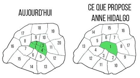 7 manières très SÉRIEUSES de redessiner Paris | URBANmedias | Scoop.it