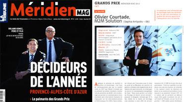 M2M Solution remporte le Grand prix I&T Meridien Mag – La Tribune | M2M Solution dans les médias | Scoop.it