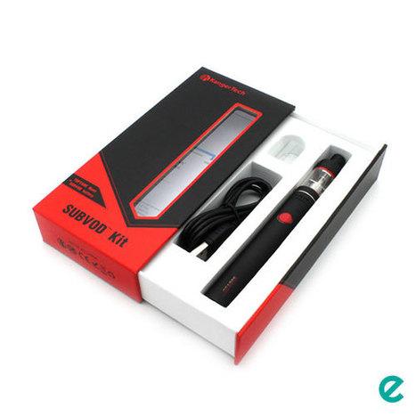 KIT SUBVOD KANGER - PROMO | Cigarettes électroniques | Scoop.it