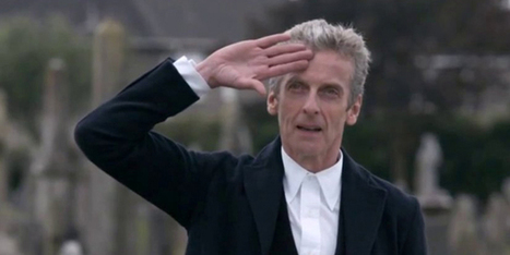 Doctor Who: 9 Reasons Peter Capaldi Could Be The Best Doctor Ever - WhatCulture | Healthcare | Scoop.it