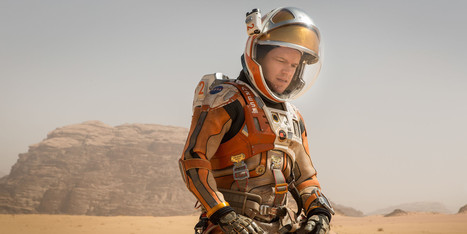 Matt Damon Is Abandoned In Space Again In 'The Martian' Trailer | Book News Readers Can't Live Without | Scoop.it