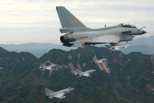 PLA Air Force Holds Confrontation Air-Combat Testing Assessment ... | LorIst | Scoop.it