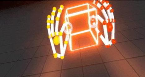Orion, para esculpir en 3D con Realidad Virtual | Creatividad en la Escuela | Scoop.it