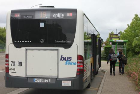 Ligne 19 : les arrêts du Vésinet ne sont plus desservis aux heures creuses | Chatou | Scoop.it