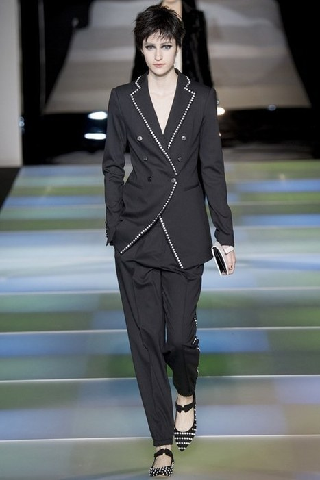 Emporio Armani Womens|Collection-2014-2015 - ..:: Fashion Wd Passion ::.. | Wear Fashion with Style | Scoop.it
